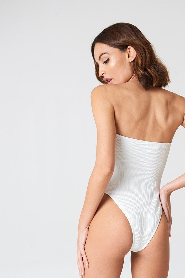 Rikako Swimsuit Ivory