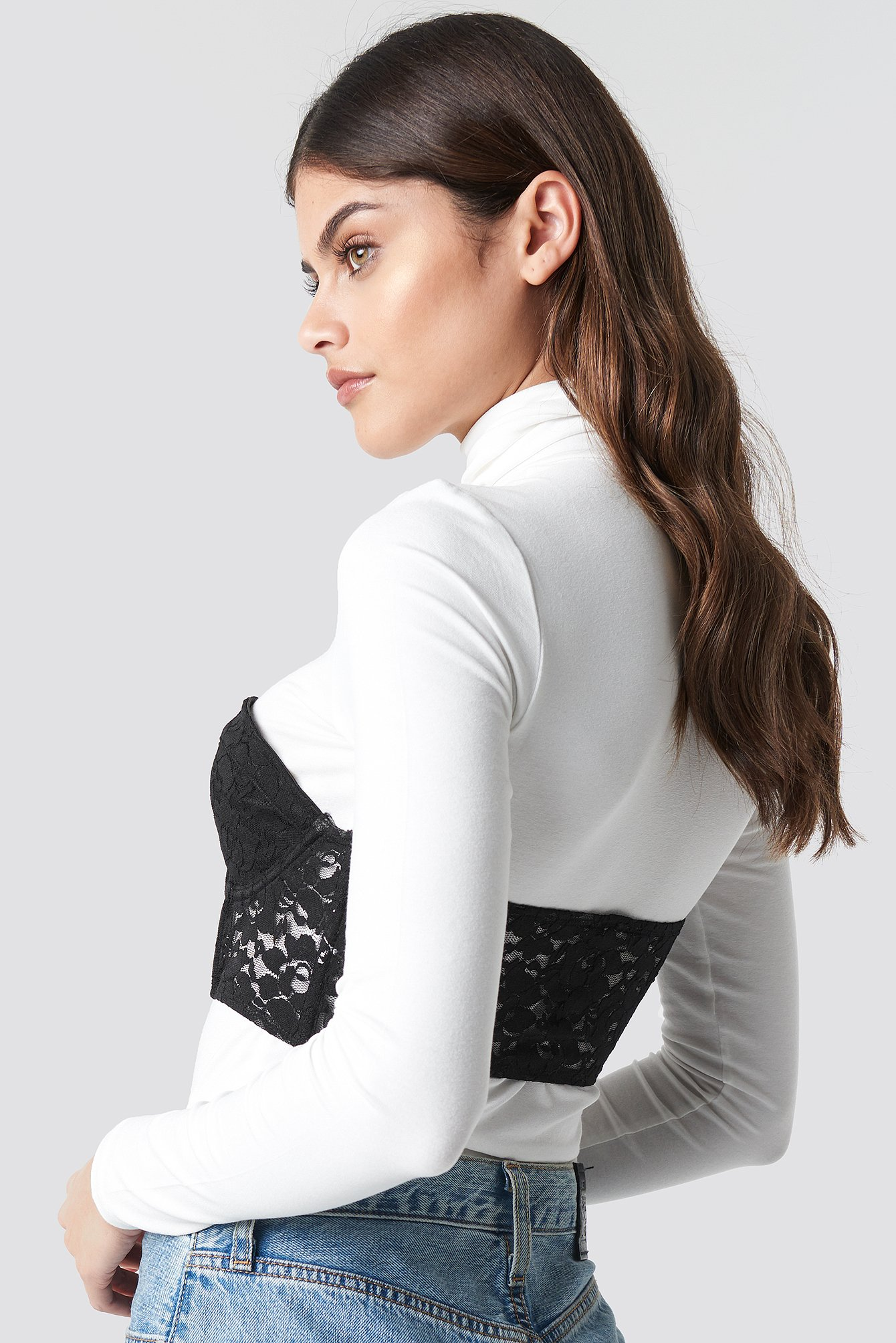Ryilup Cropped Top NA-KD.COM