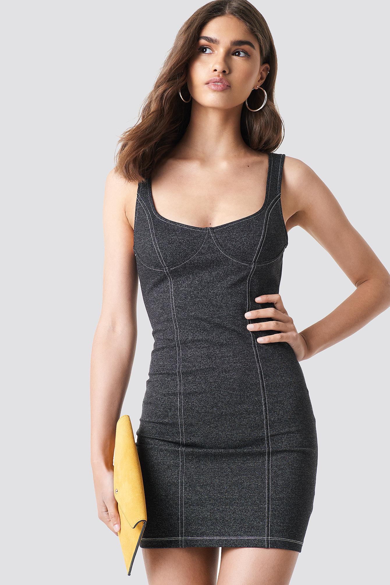 Spara Dress NA-KD.COM