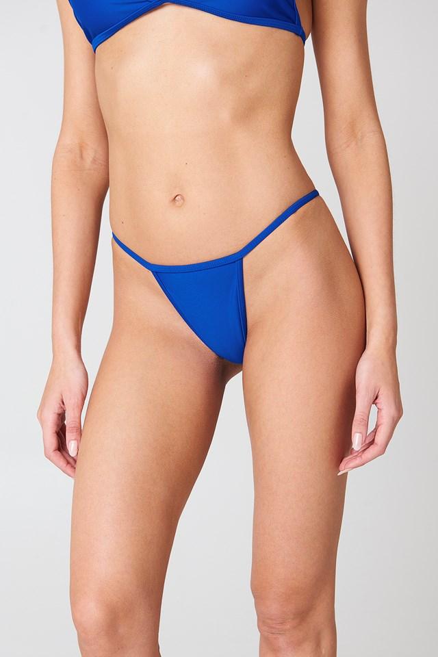 Valter Bikini Bottom Royal Blue