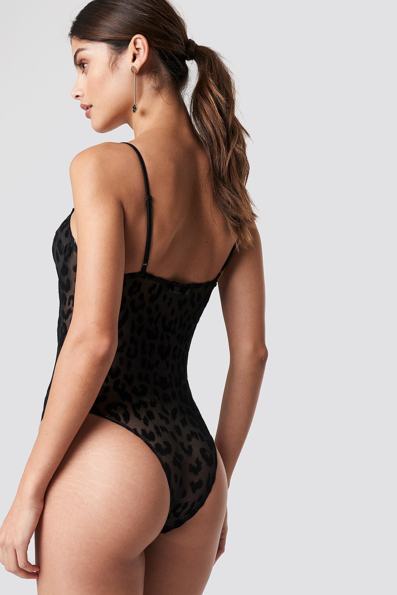 Yecal Bodysuit NA-KD.COM