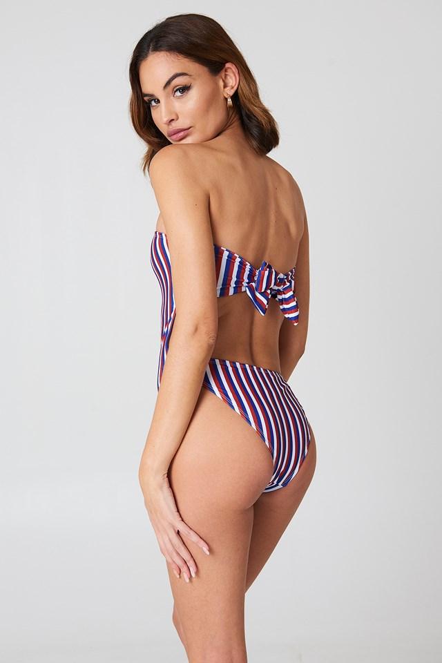 Zolly Swimsuit Triple Stripe