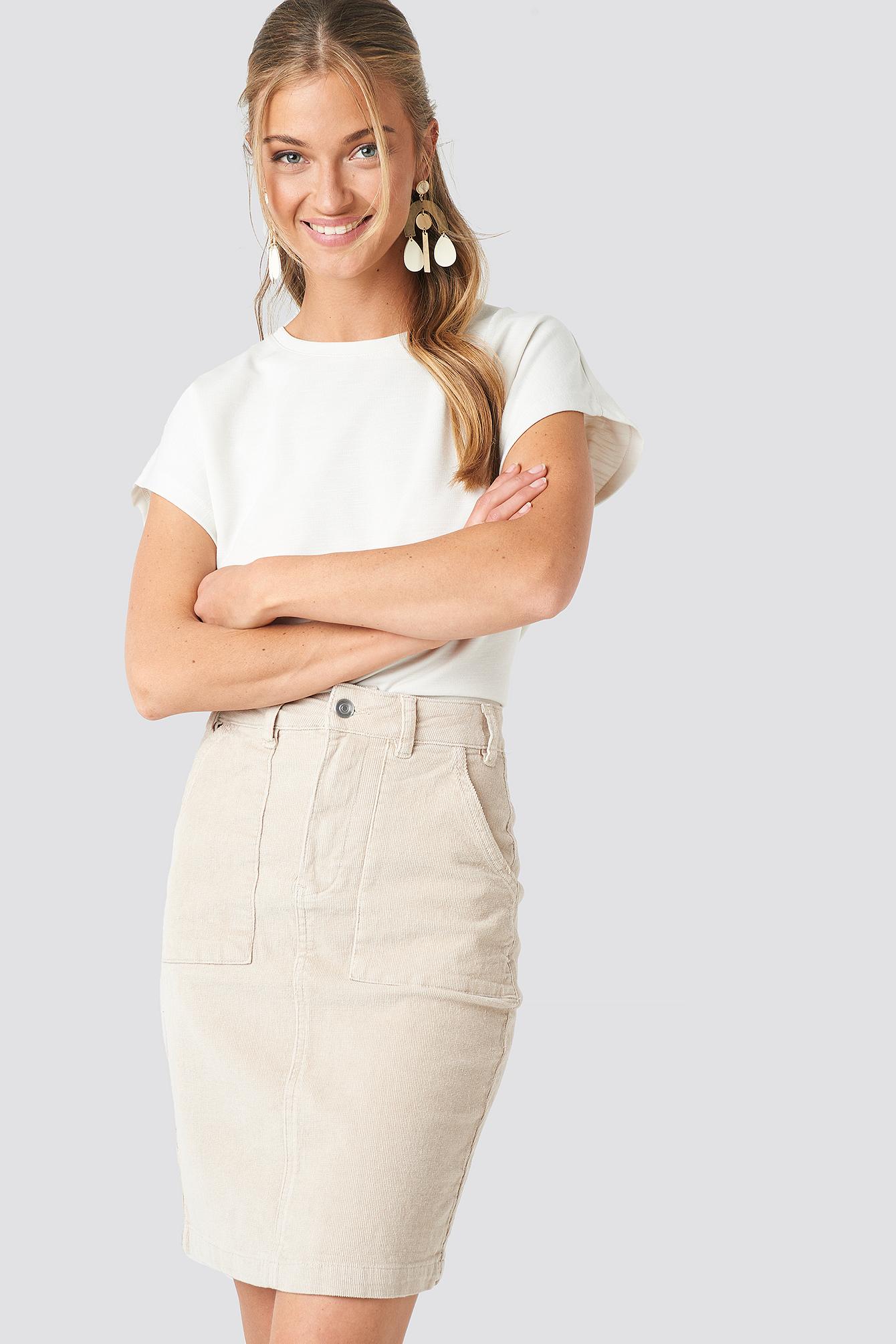 Bounta Skirt NA-KD.COM