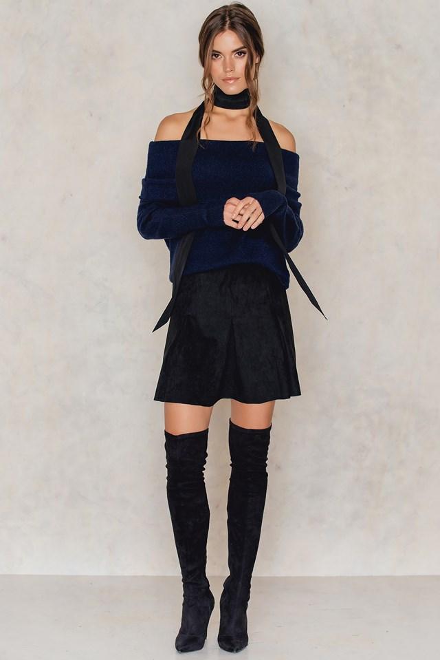 Edele Skirt NA-KD.COM