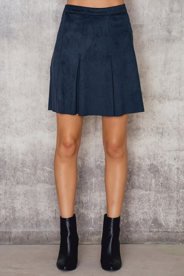 Edele Skirt Navy
