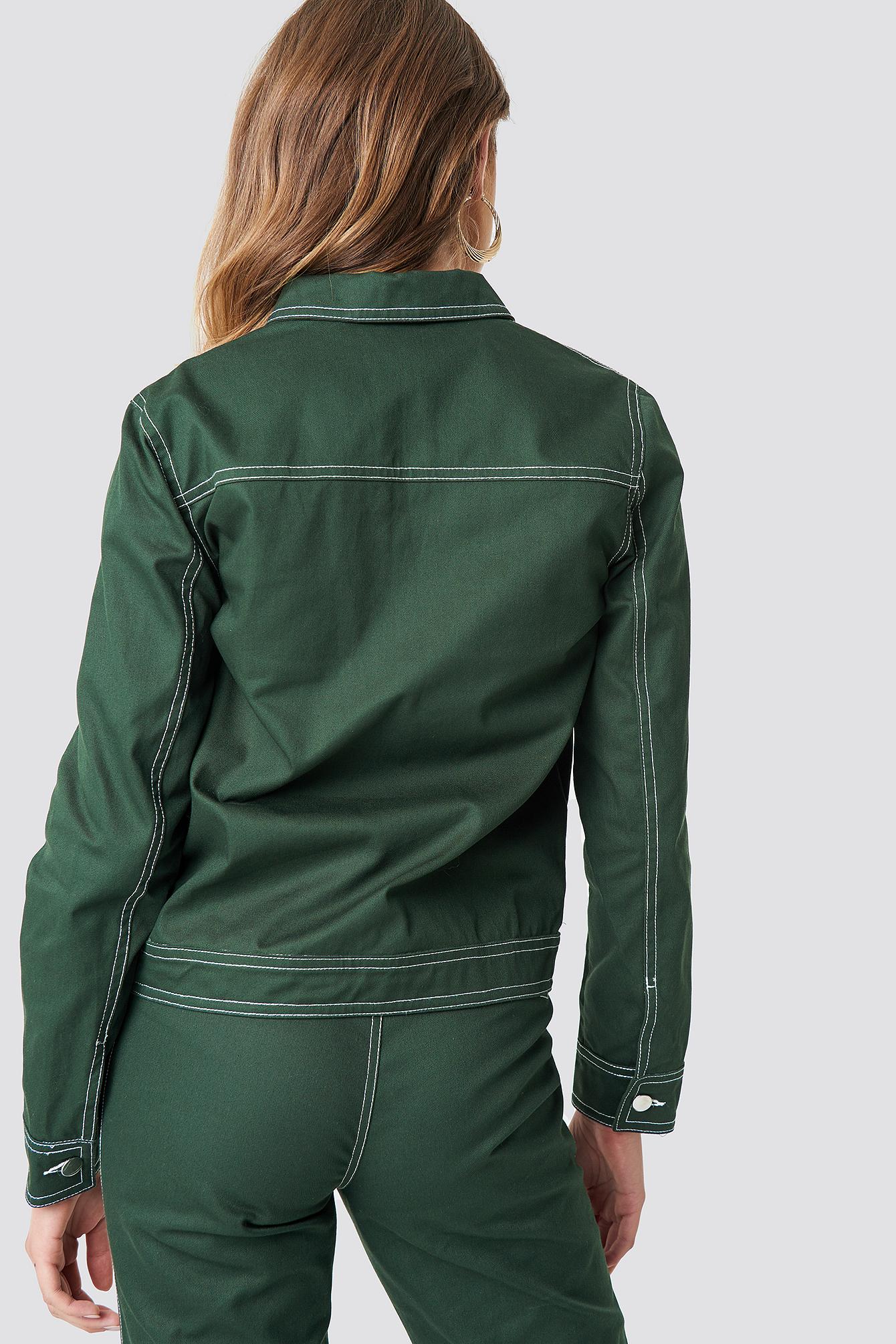 Fauna Jacket NA-KD.COM