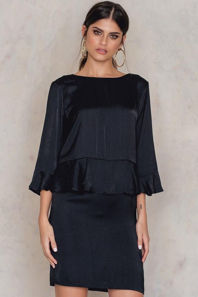 Sukienka Georgia Black