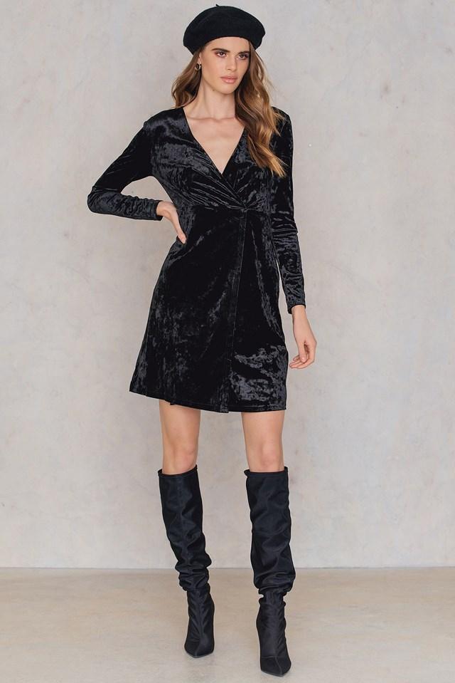 Kaelyn Dress Black