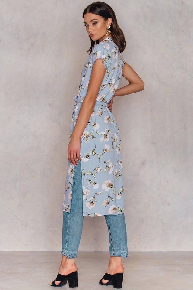 Kolma Dress Soul Blue