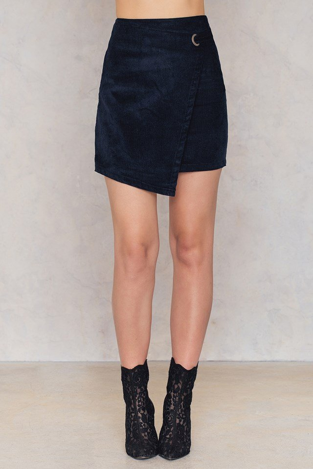 Laine Skirt Navy