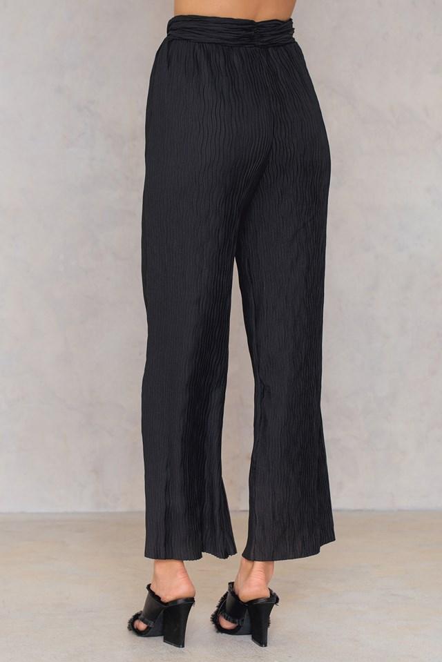 Maddi Pants Black