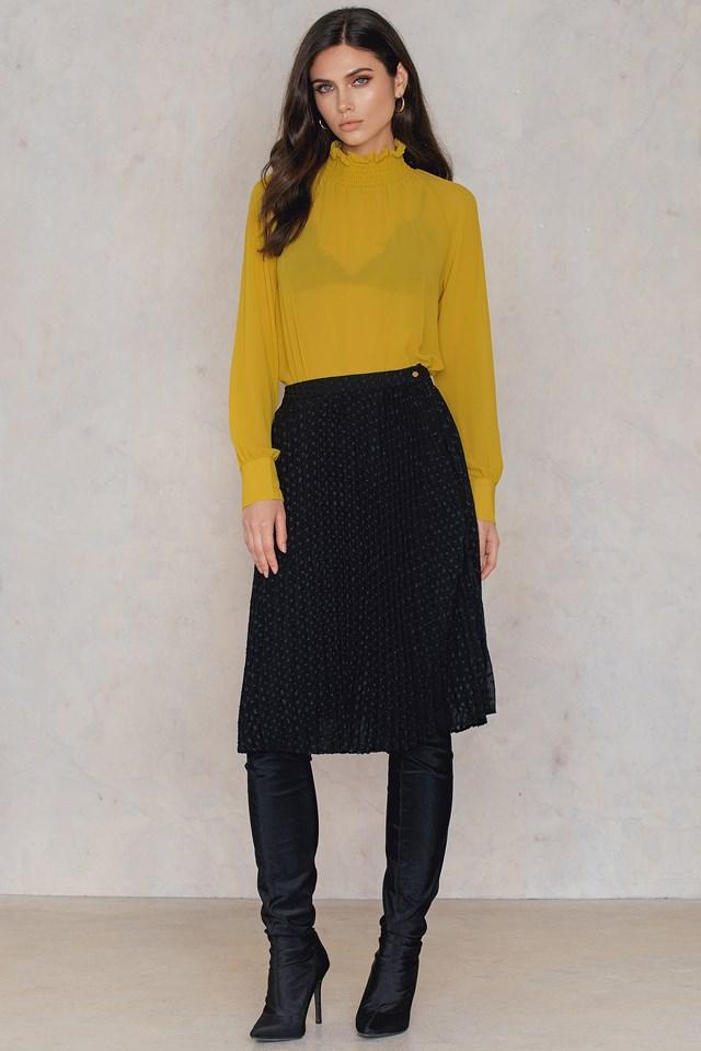 Maelie Skirt Black
