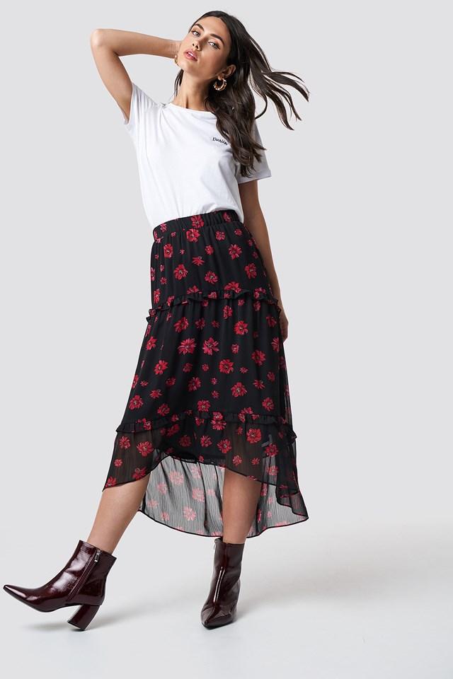 Masina Skirt Black
