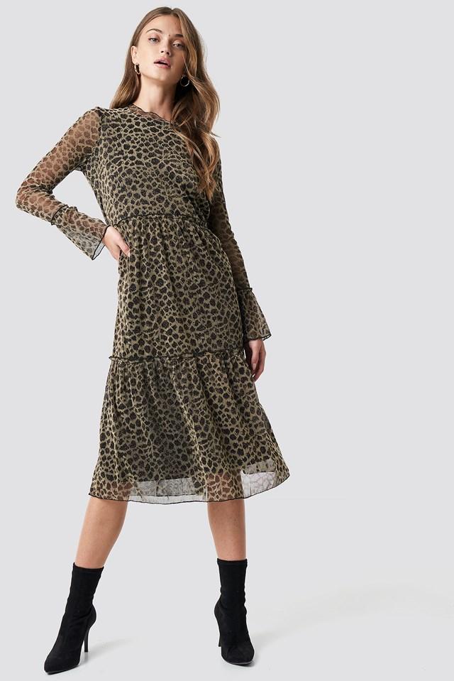 Maxima Dress Black
