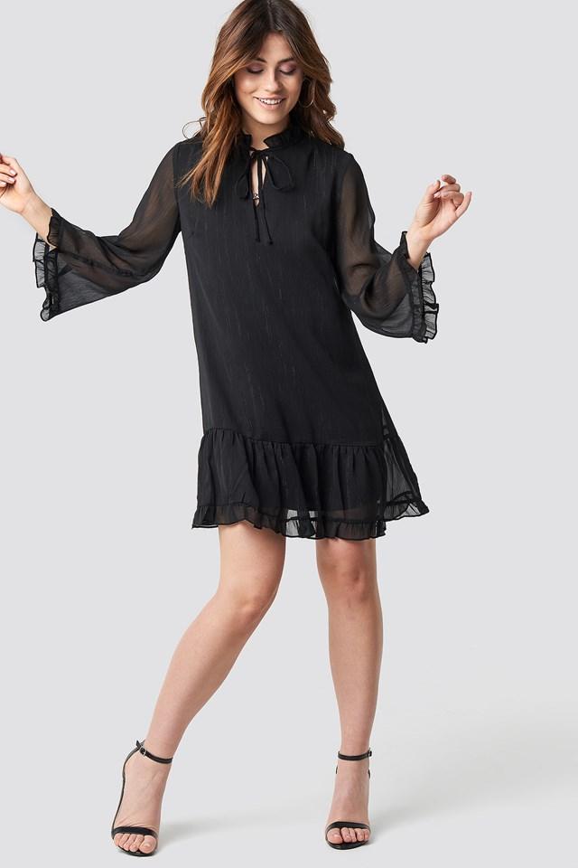 Nivola Dress Black