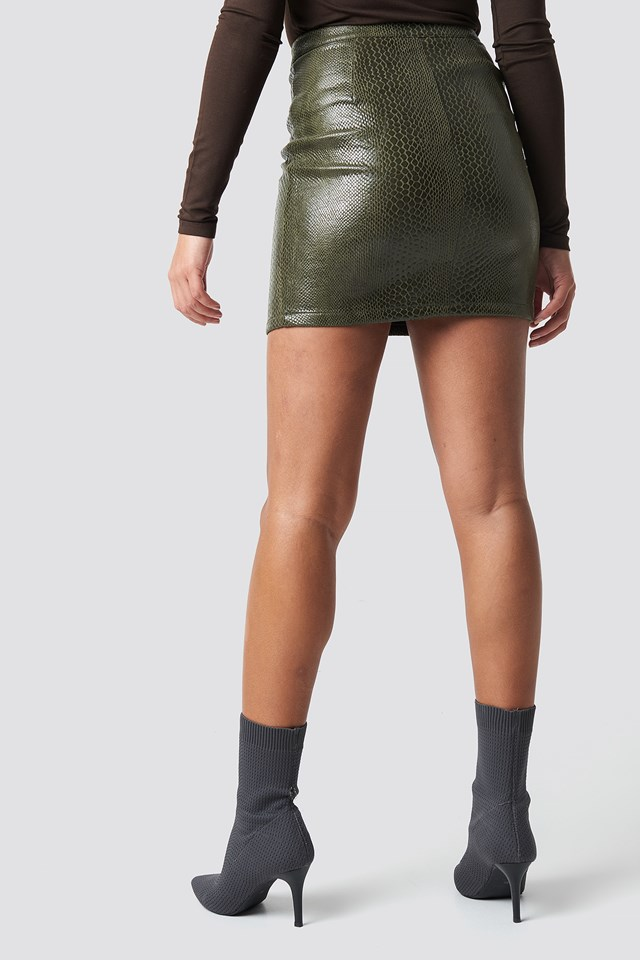 Palina Skirt NA-KD.COM