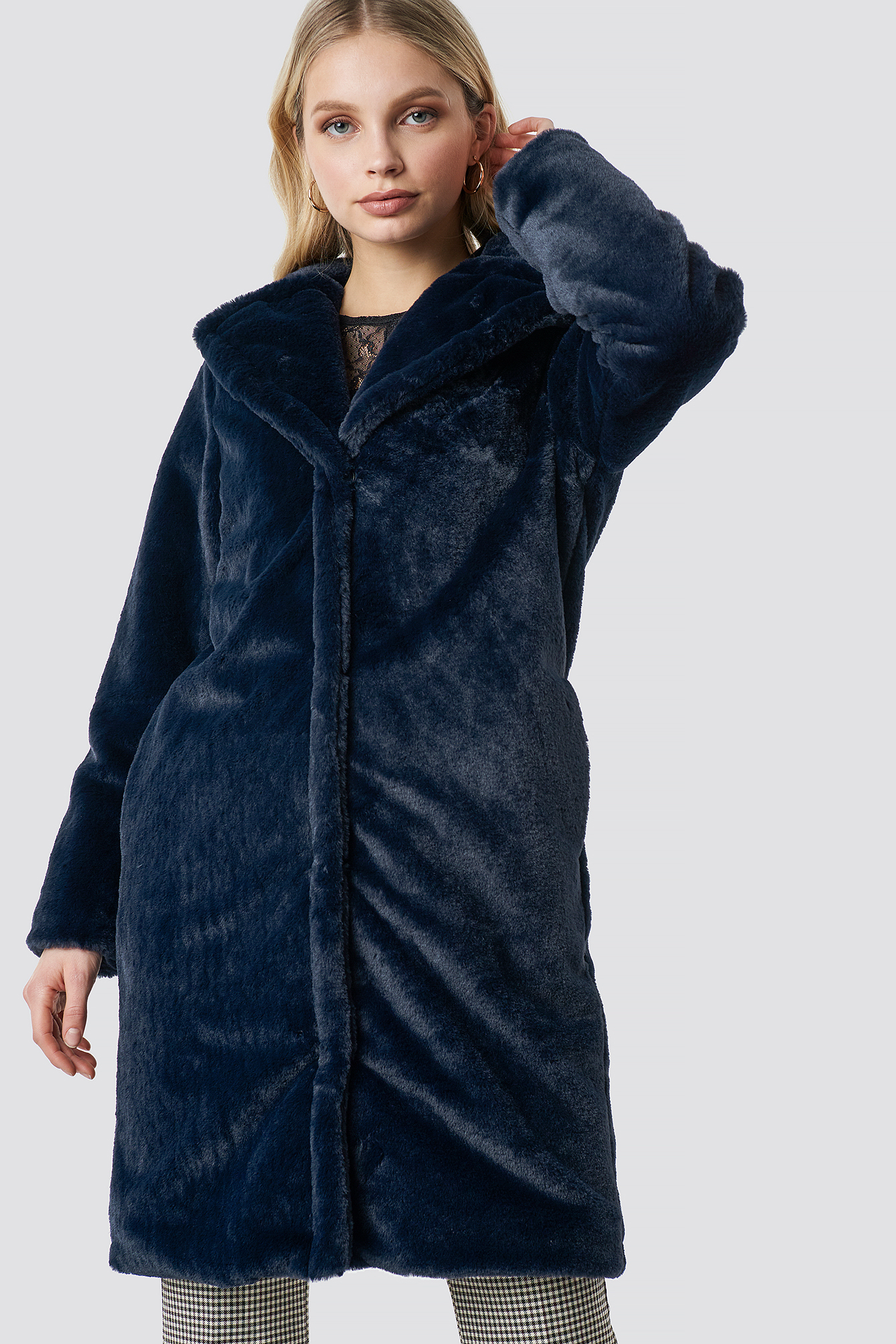 moves -  Riella Coat - Blue