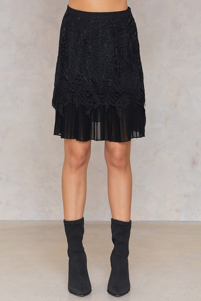 Safara Skirt Black