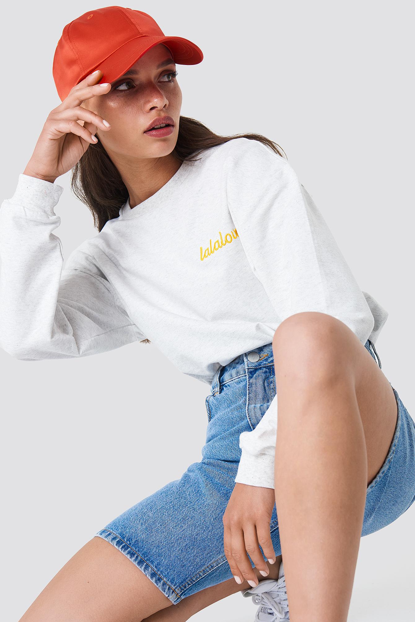MOVES Tessi-Lala Sweater - White