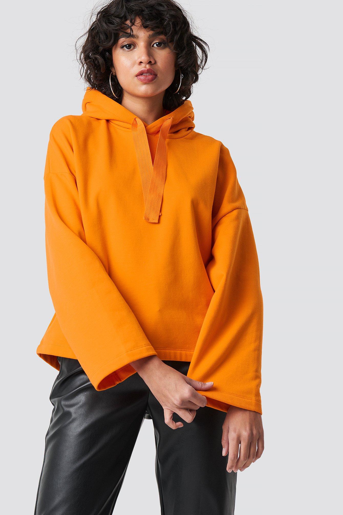 moves -  Tiala Sweatshirt - Orange