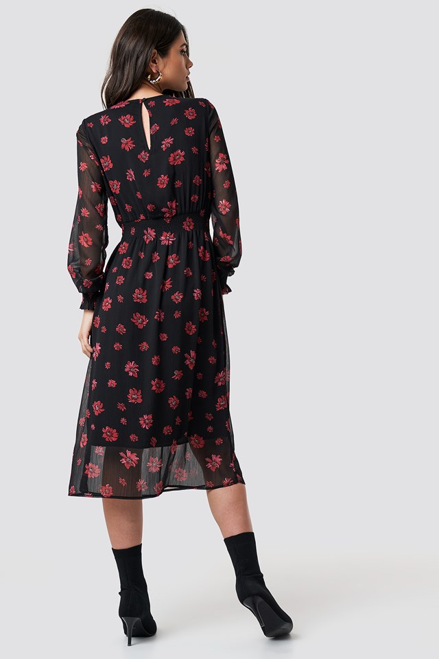 Ulysia Dress Black