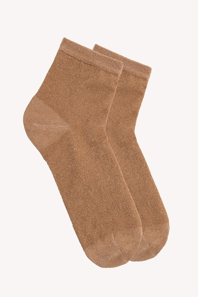 Ankle Pi Sock Honey