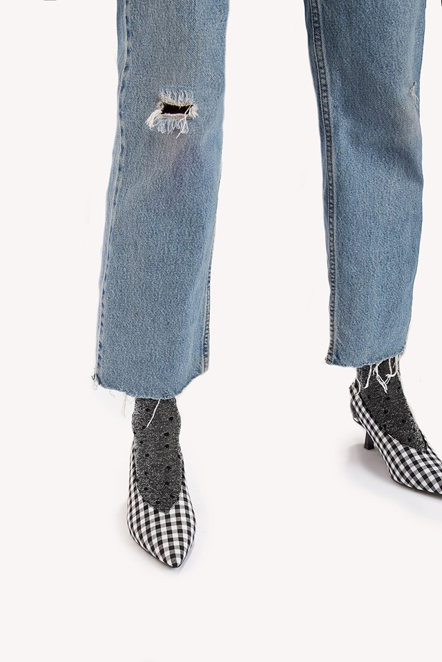 Ankle Pi Sock NA-KD.COM