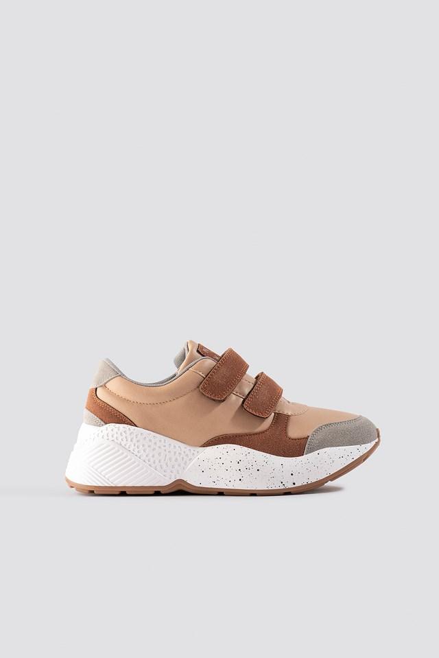 Whip Sneaker Terracotta