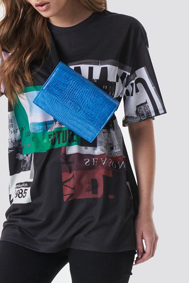 NA-KD Bum Bag Cream