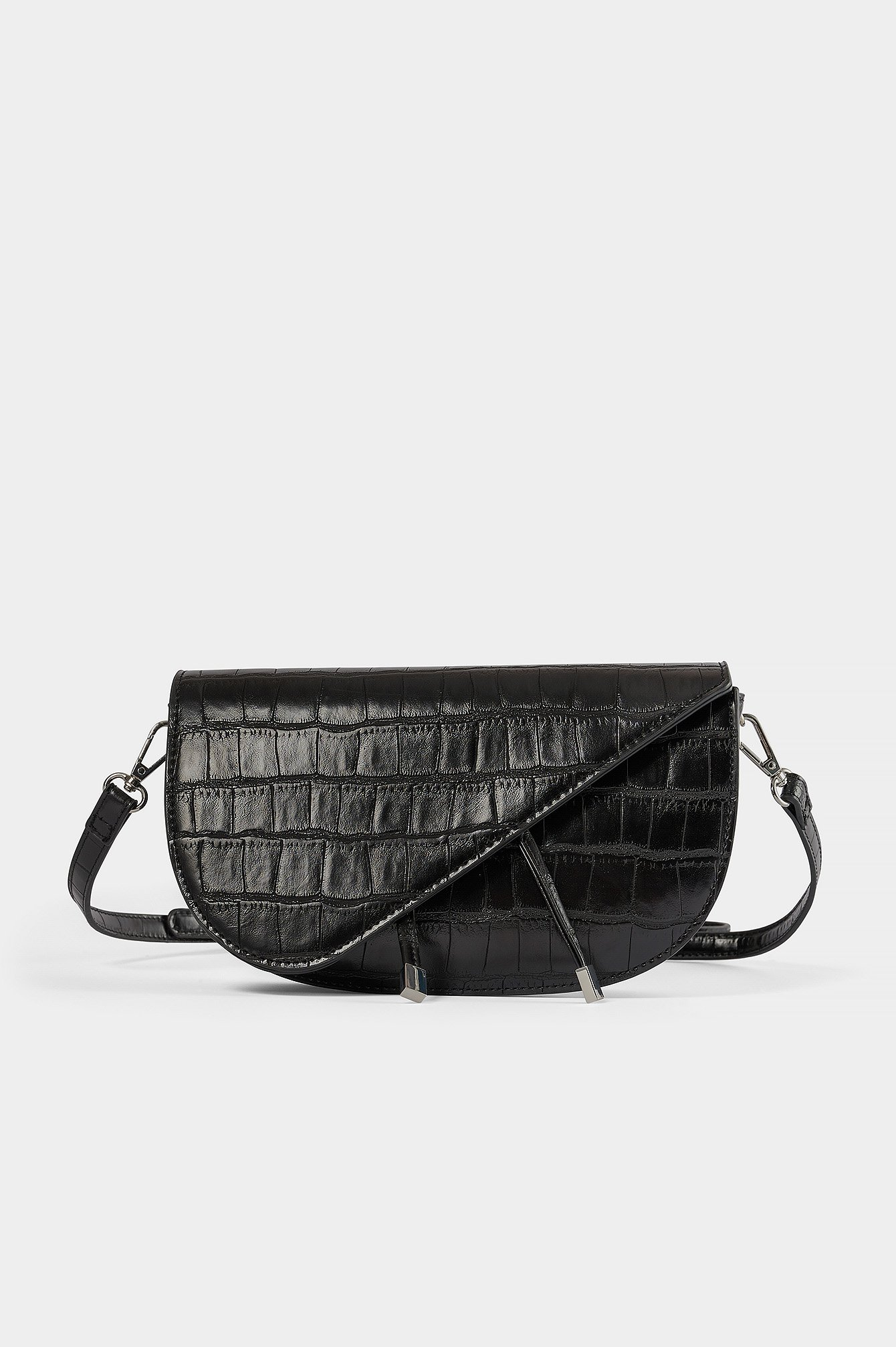 na-kd accessories -  Crossbody-Tasche - Black