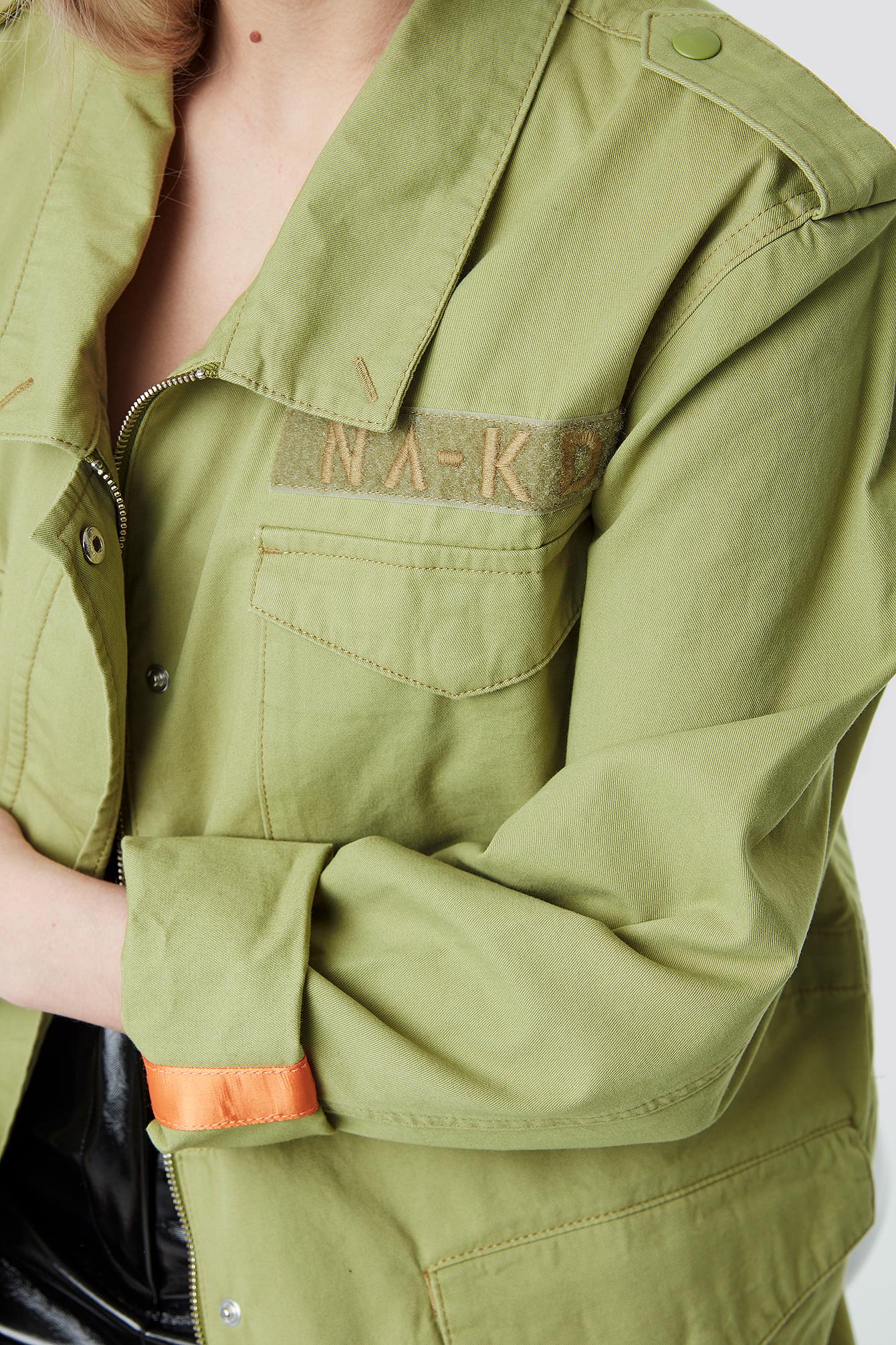Army Jacket NA-KD.COM