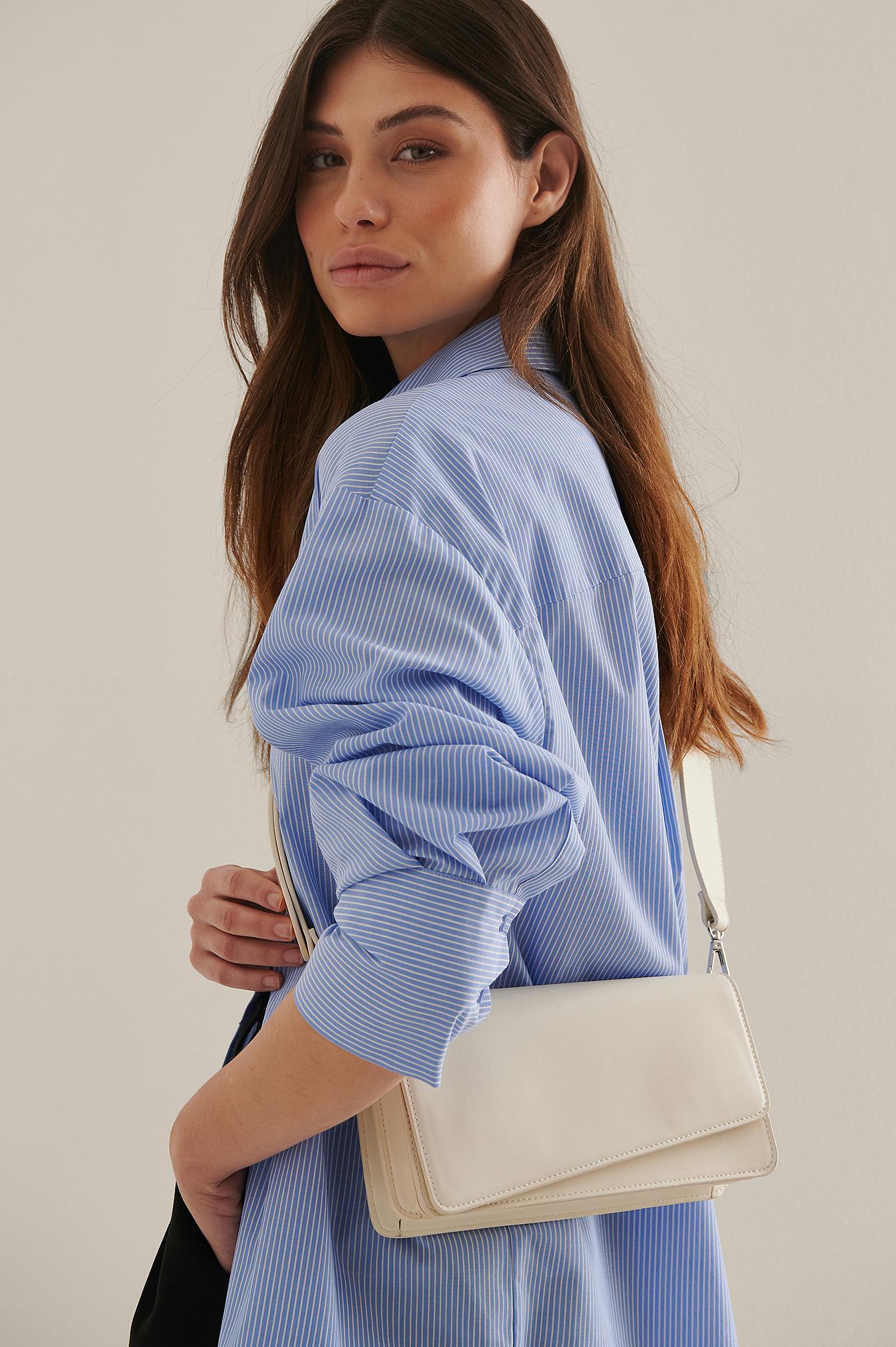 na-kd accessories -  Tasche - Offwhite