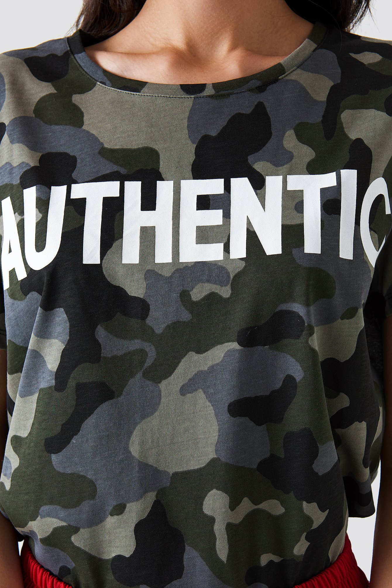 Authentic Tee NA-KD.COM