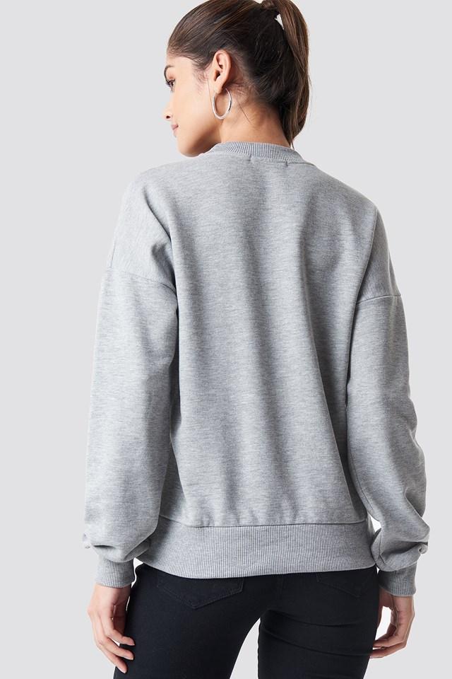 Babe Sweatshirt NA-KD.COM
