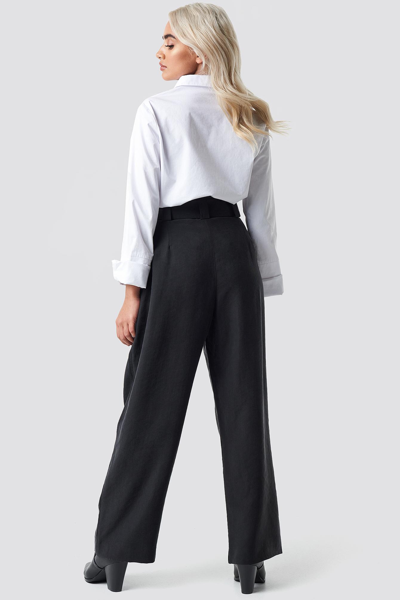 Bag Trousers NA-KD.COM