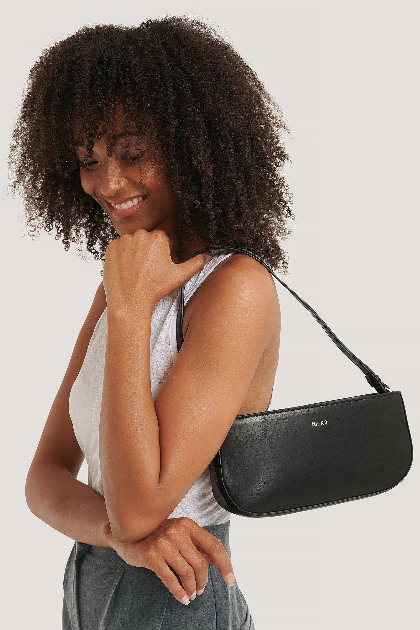 na-kd accessories -  Baguette Bag - Black