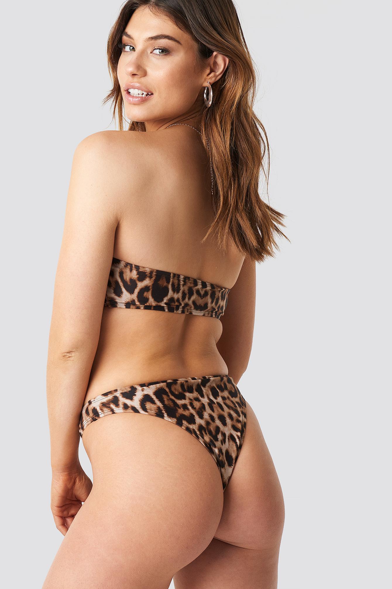 Góra bikini bandeau NA-KD.COM