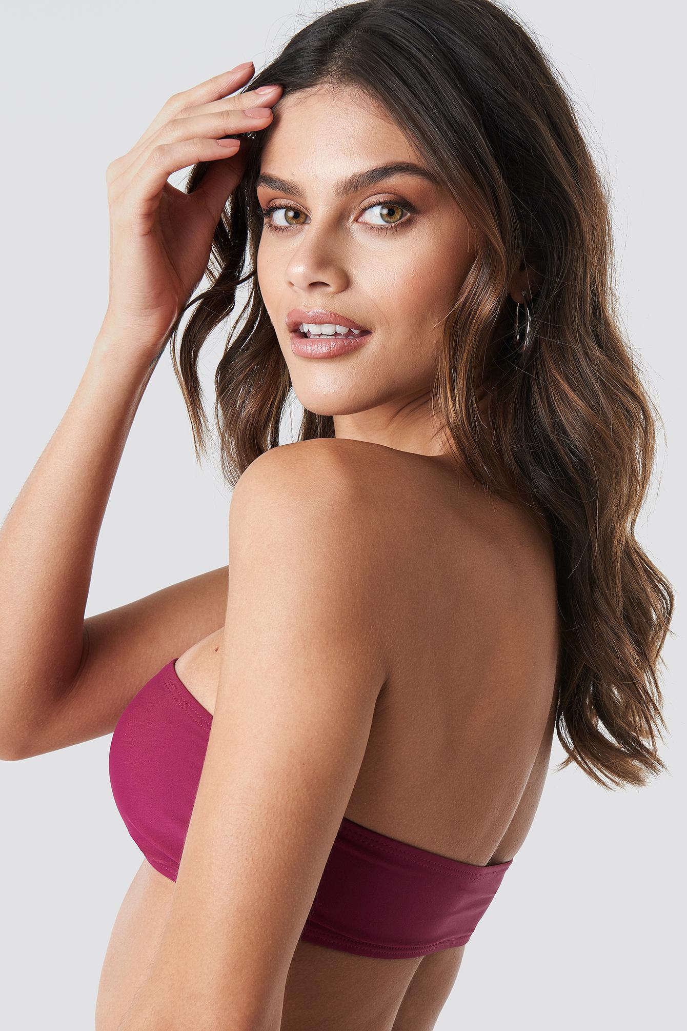 Bandeau Bikini Top NA-KD.COM
