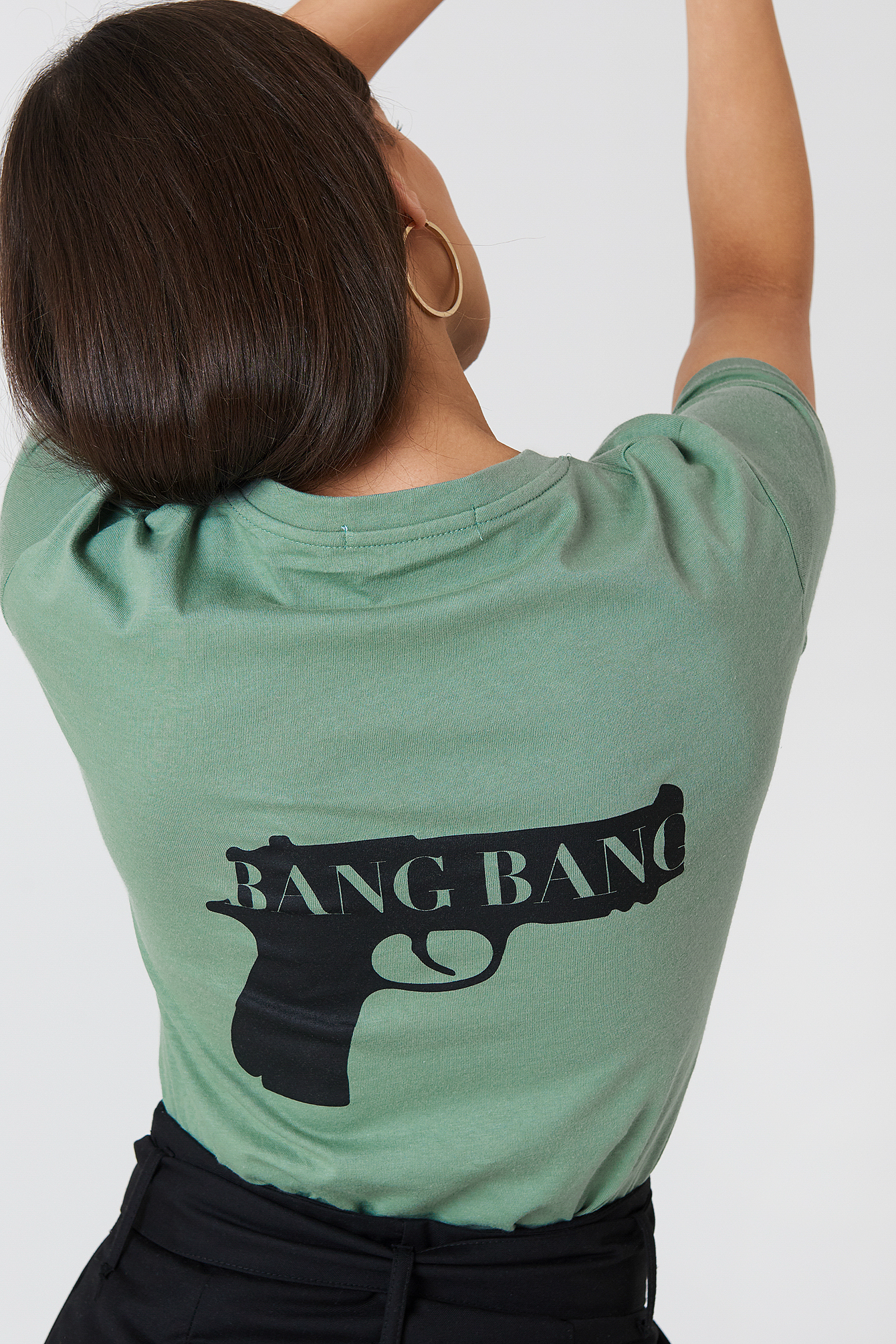Bang Bang Tee NA-KD.COM