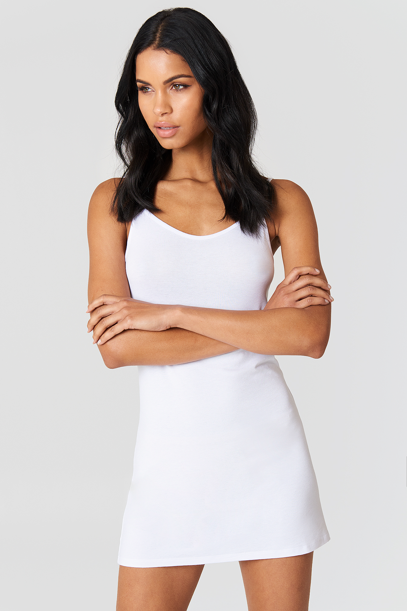 Casual White Cocktail Dresses