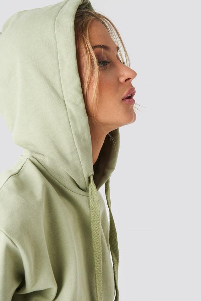 Basic Hoodie Light Khaki