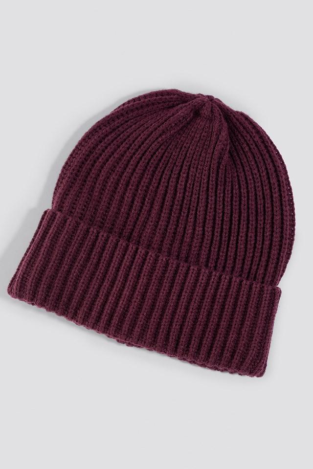 Basic Knitted Beanie NA-KD.COM