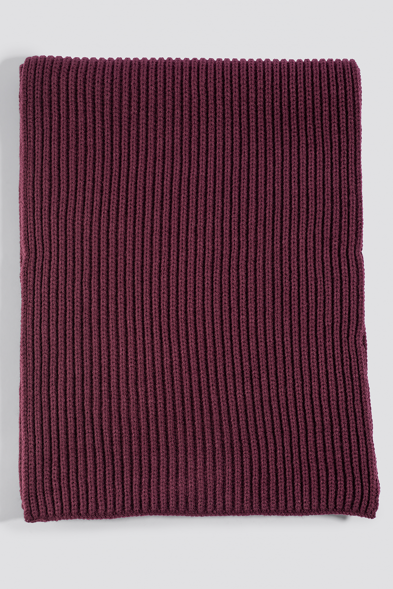 Basic Knitted Scarf NA-KD.COM