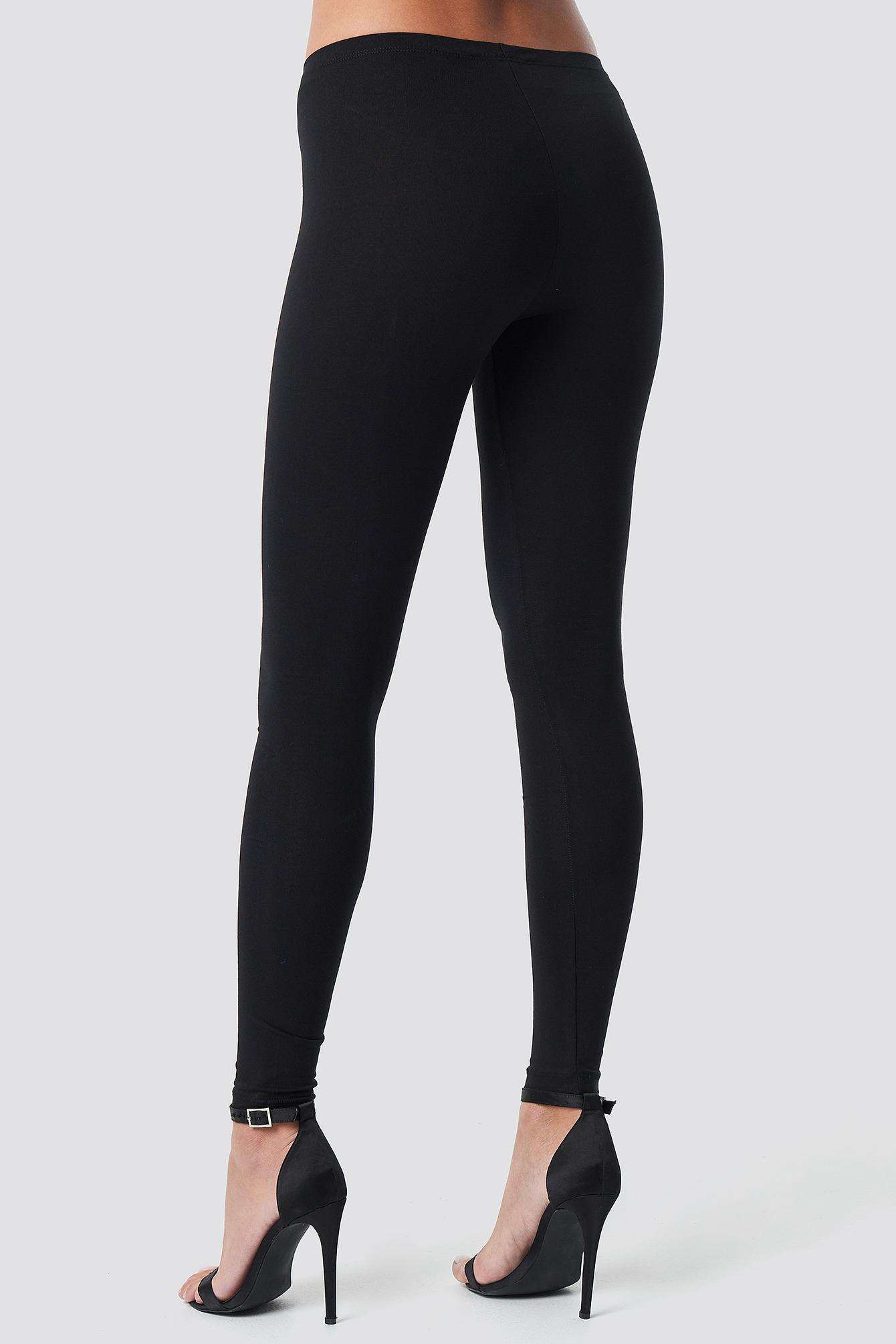 Basic Leggings NA-KD.COM