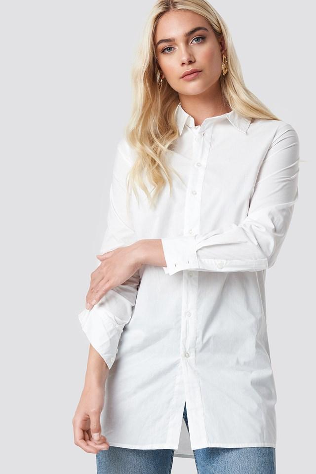 Basic Long Shirt NA-KD Classic