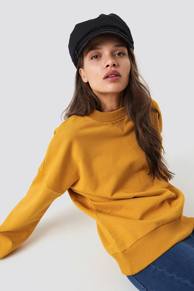 Basic Oversize Sweatshirt NA-KD Basic