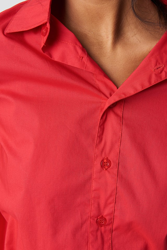 Koszula basic Red