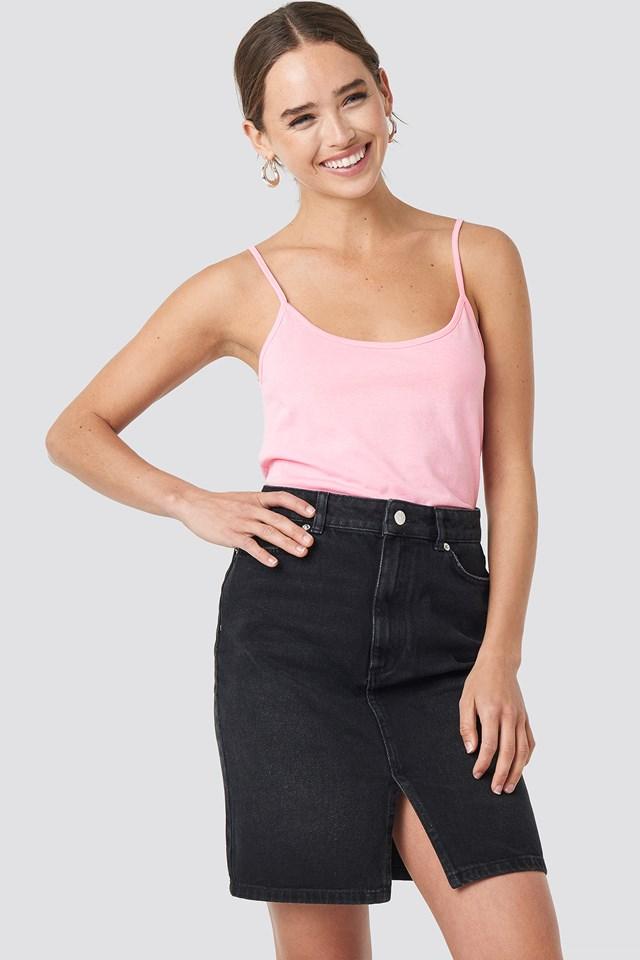 Basic Singlet Pink