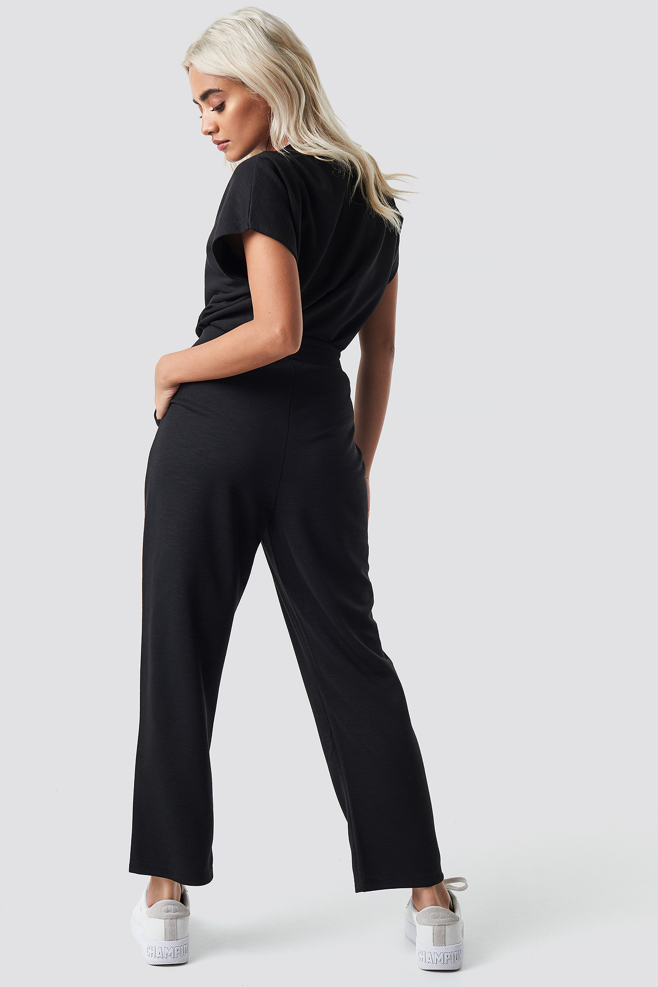 Basic Slip Pants NA-KD.COM