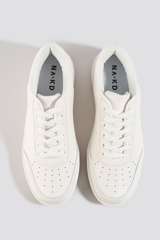 Basic Sneakers White
